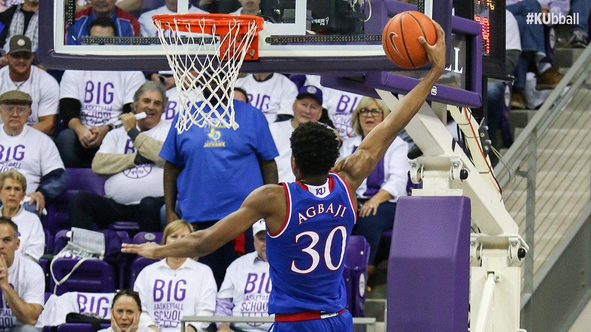 Kansas Basketball's photo on Devon Dotson