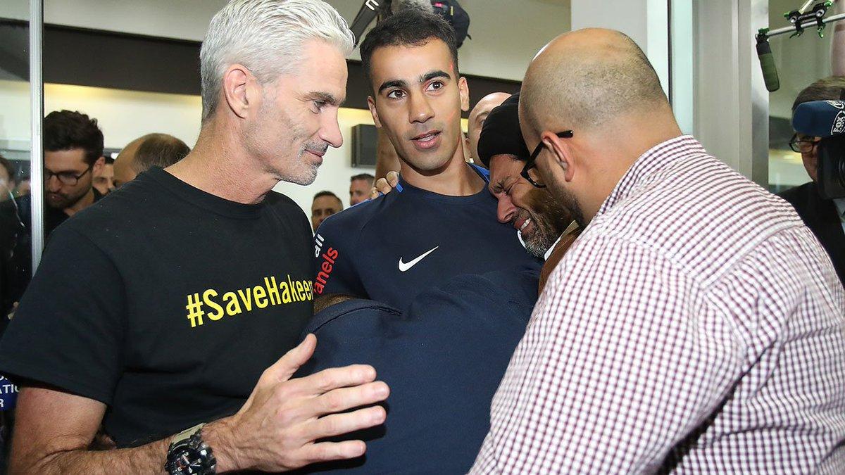 7Sport's photo on #freehakeem