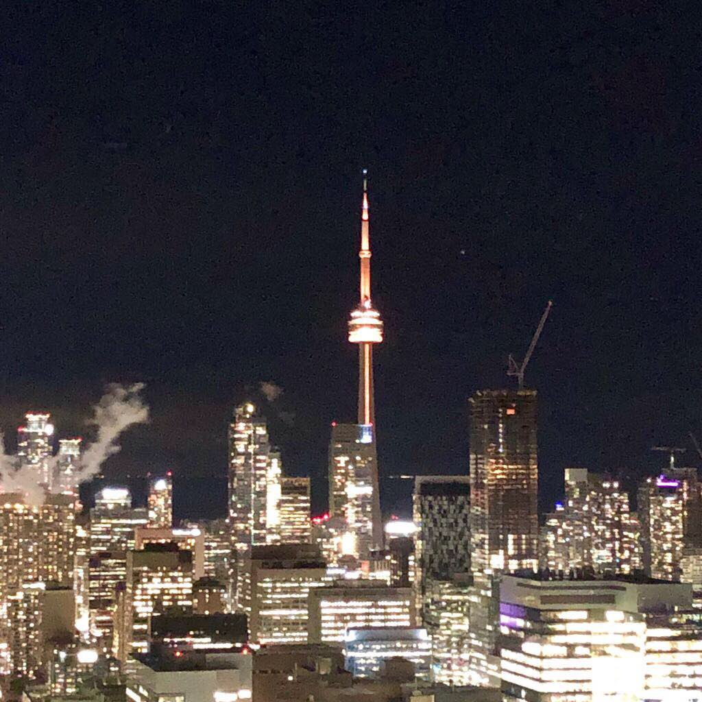 Caryn Midler's photo on CN Tower