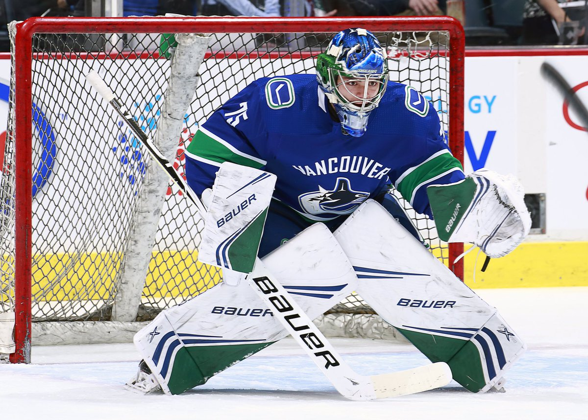 Vancouver Canucks's photo on DiPietro