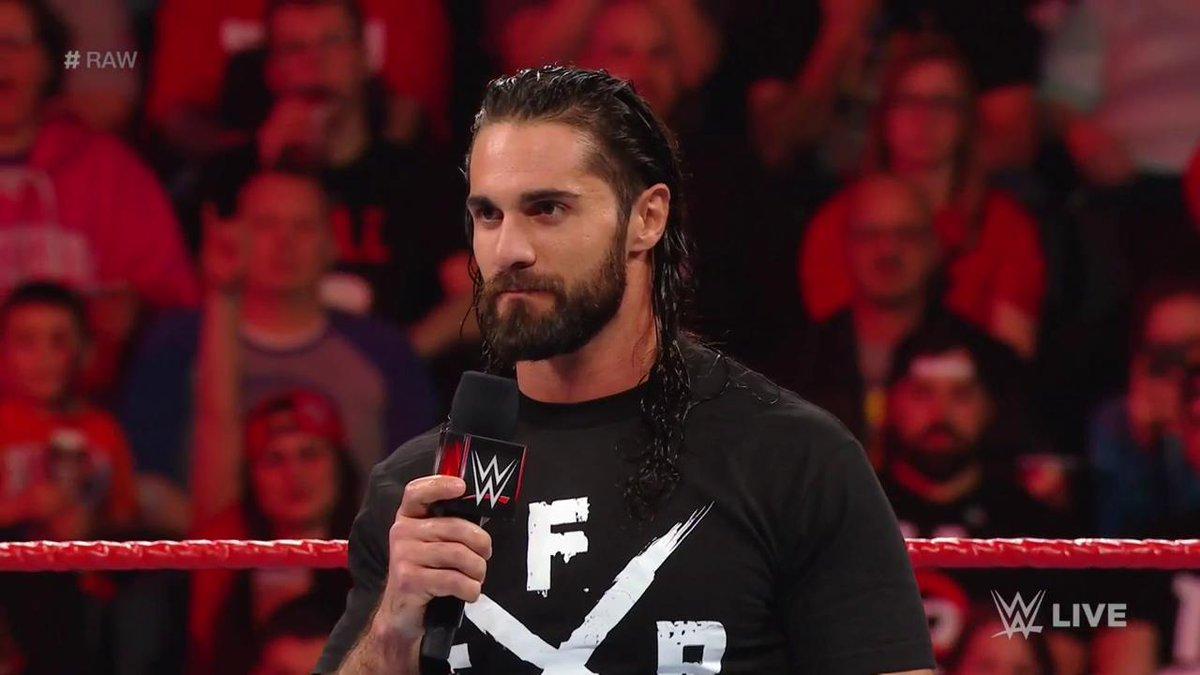 WWE Universe's photo on Seth Rollins