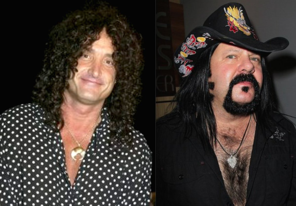 "IN 2007 THE GRAMMYS EXCLUDED KEVIN DuBROW IN THEIR ""IN MEMORIAM"" & IN 2019 THE GRAMMYS EXCLUDED VINNIE PAUL IN THEIR ""IN MEMORIAM...."" THAT'S ALL YOU NEED TO KNOW ABOUT THE GRAMMYS & THE MUSIC AND MUSICIANS WE LOVE....."