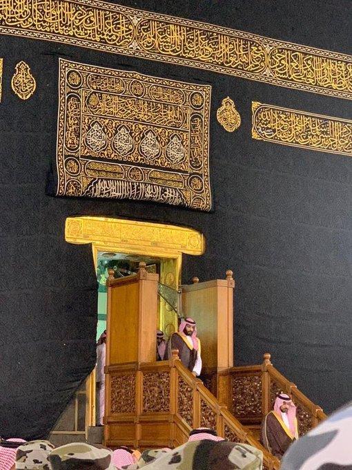 #الحرم_المكي صورة فوتوغرافية