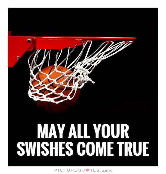 \0/ May ALL Your Swishes Come True! ⚡️⚡️⚡️#ThunderUp