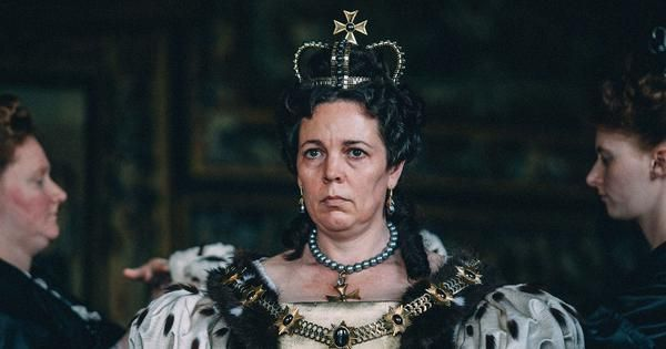 The Reel's photo on olivia colman
