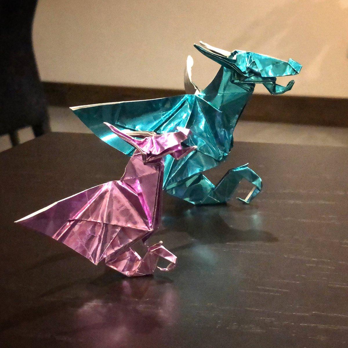 Gargoyle | Designed and folded by Tran Trung Hieu (C) Septem… | Flickr | 1200x1200