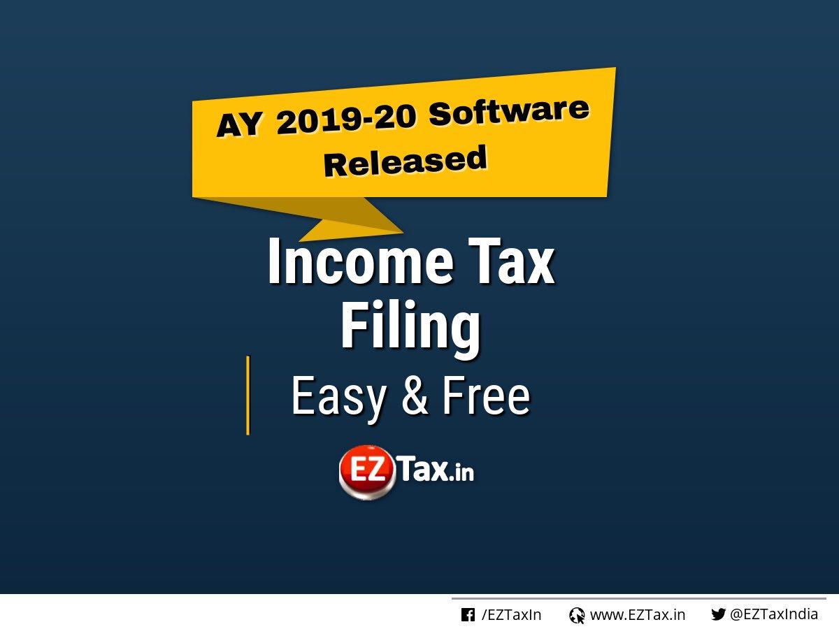 EZTax India on Twitter:
