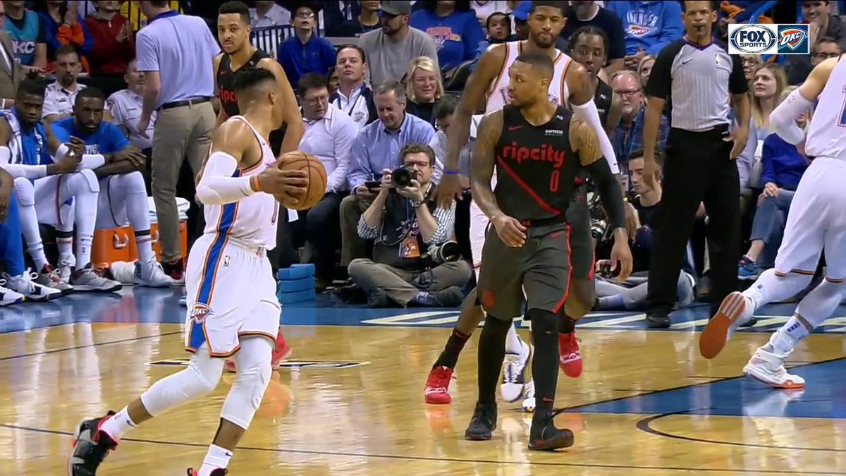 The dime that did it. @RussWest44