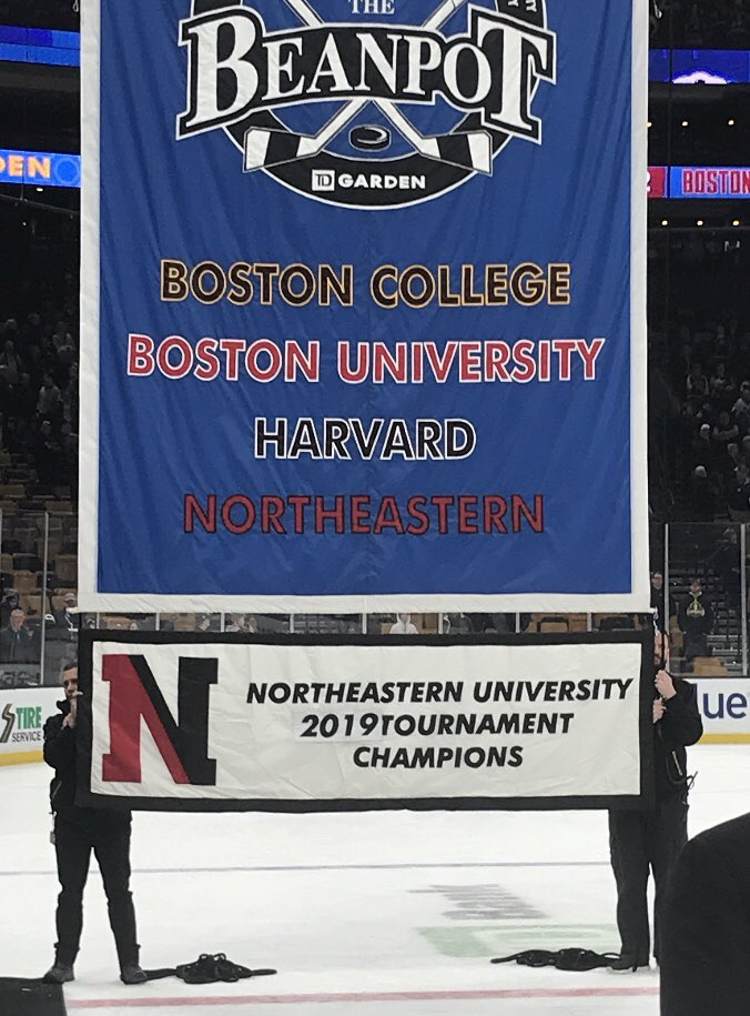 Northeastern Alumni's photo on #Beanpot