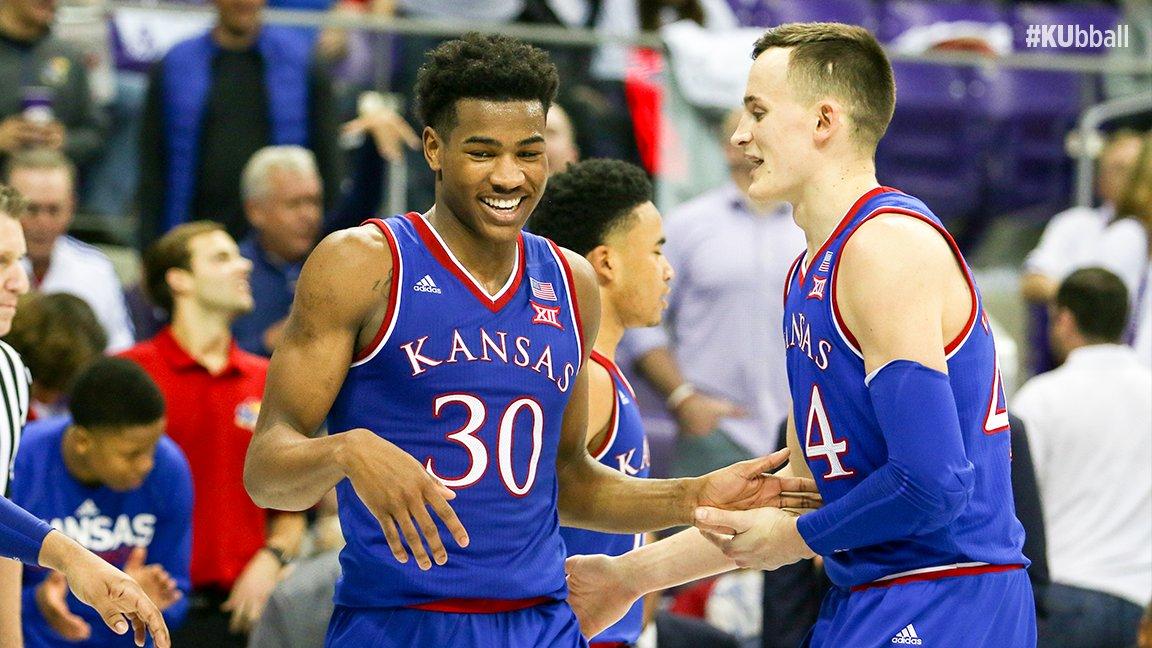 Kansas Basketball's photo on Mitch Lightfoot