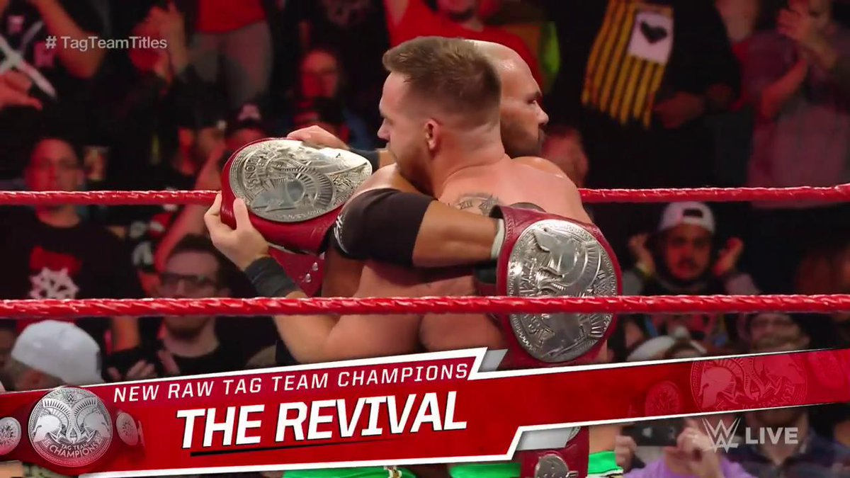 WWE's photo on #tagteamchampions