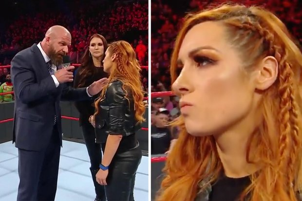 Daily Star's photo on #beckylynch