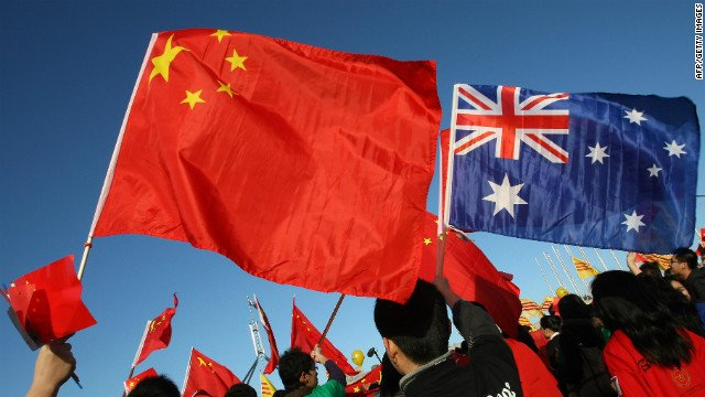 CNN International's photo on Huang Xiangmo
