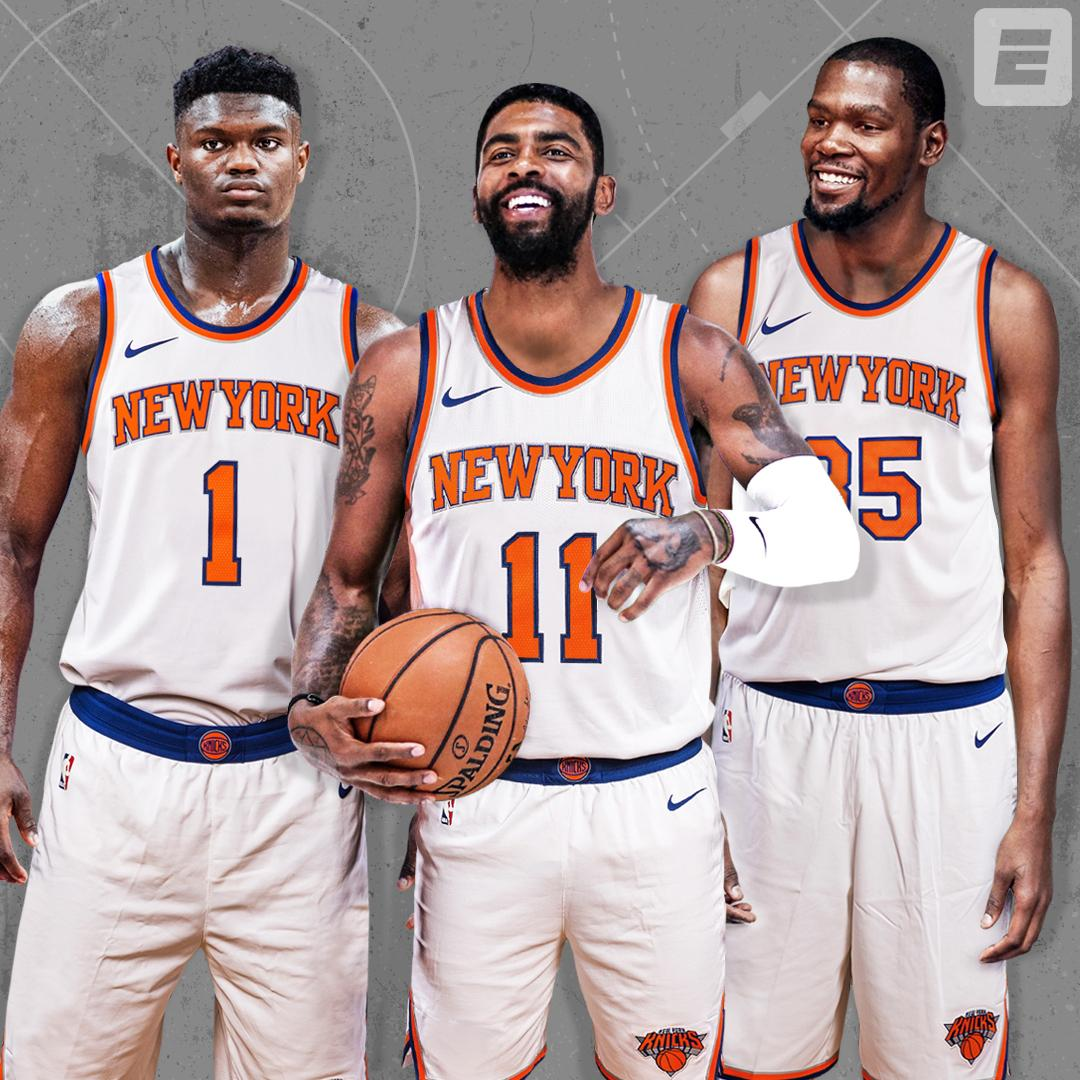 The Knicks have lost 17 straight.  This time next year could look A LOT different. https://t.co/r8H0eKLkGS
