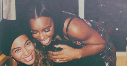 Beyonce celebrates Kelly Rowland\s birthday with series of epic throwback pics
