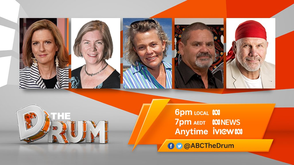 ABC The Drum's photo on Murray-Darling Basin