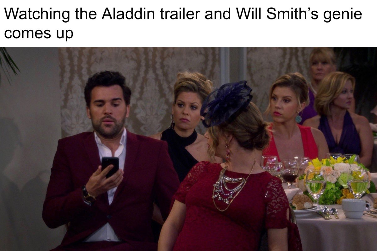 I'll give it the benefit of the doubt though.  @disneyaladdin #WillSmithGenie <br>http://pic.twitter.com/huzJF0SwKq