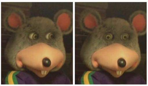 Chuck-e-cheese after watching Shane's video. #shanedawson