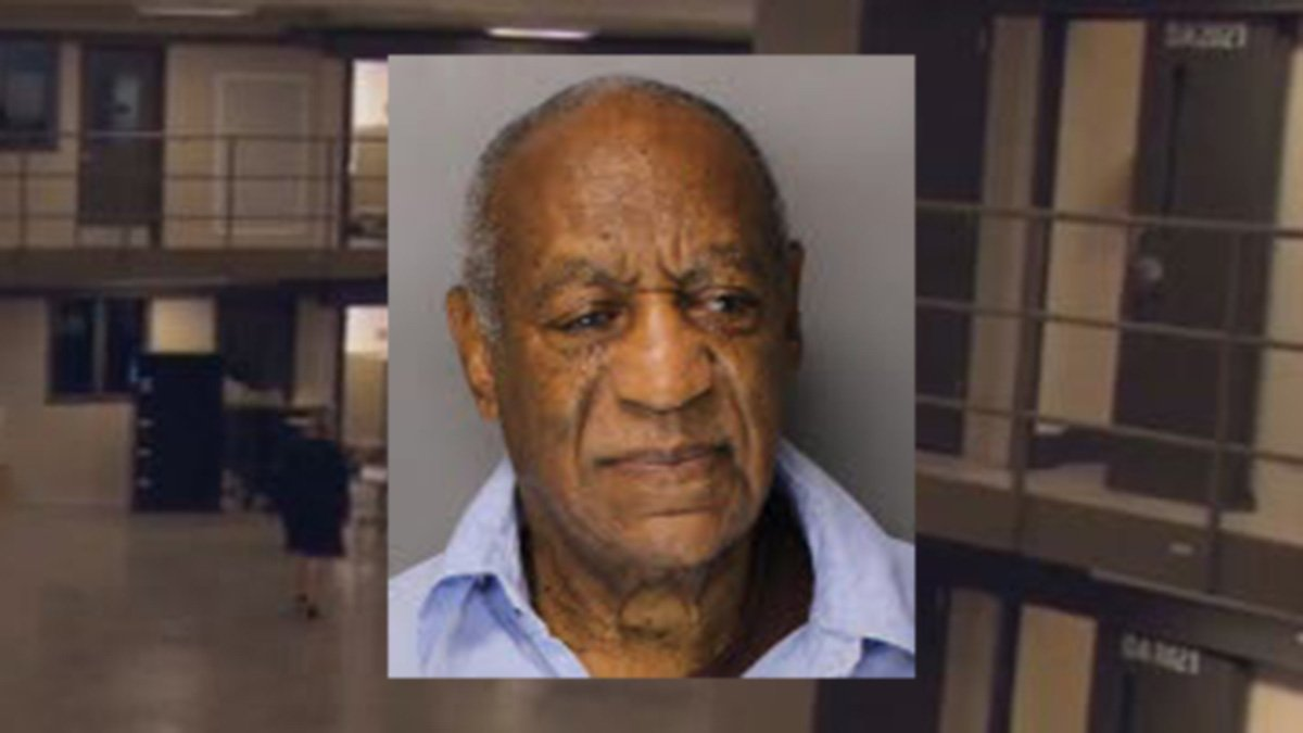 What's life behind bars like for Bill Cosby? @ErinColemanTV gives us an inside look: https://t.co/rfSD3U9oGD