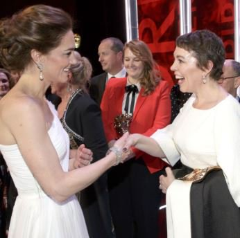 9Honey Celebrity's photo on olivia colman