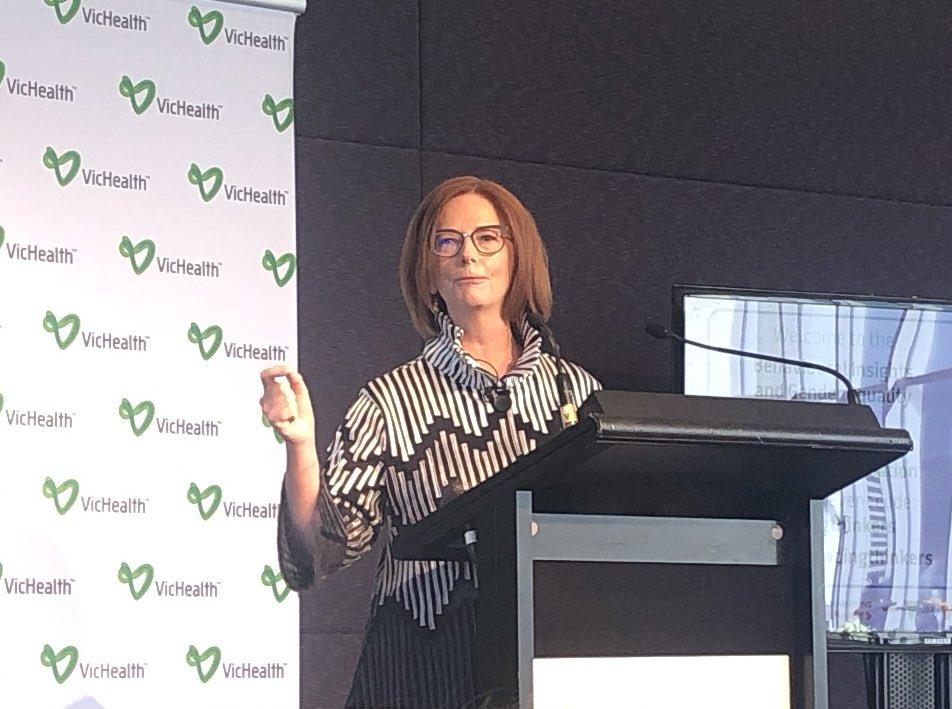 YWCA Australia's photo on #leadingthinkers