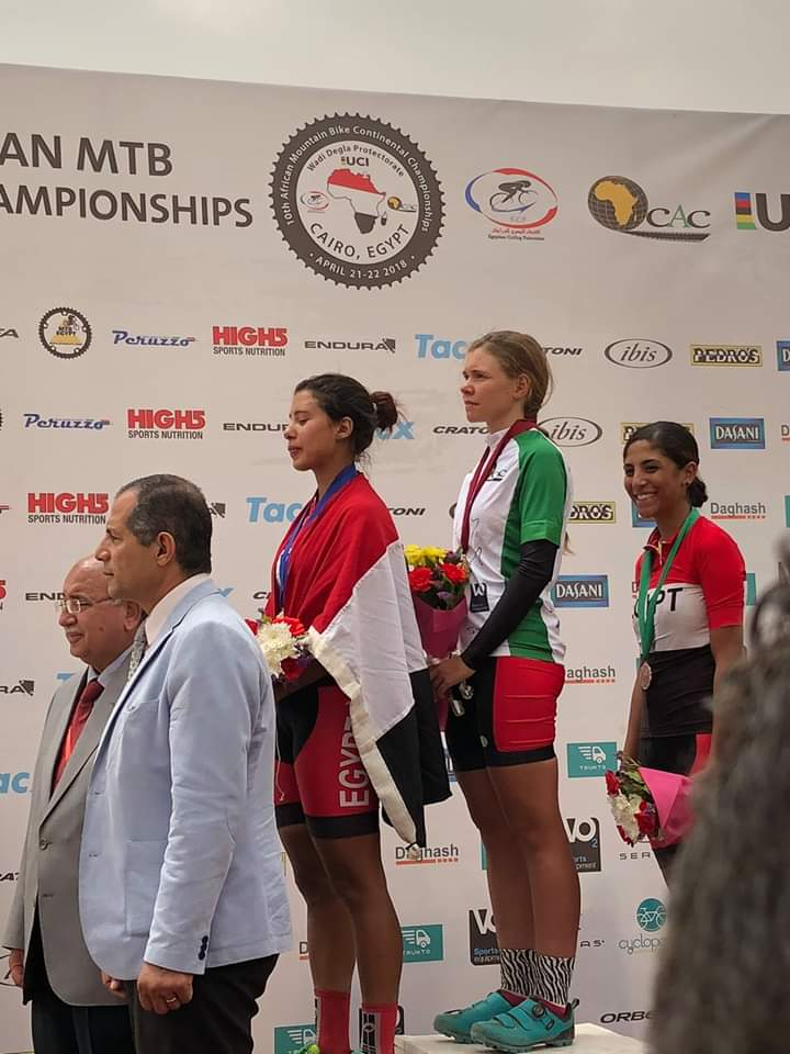 Zimbabwean athletes  that we have failed to celebrate this is Stacey Hyslop won a GOLD medal in 2018 at the Africa Continental Mountain Bike Championship U-23 Elite Women category.  Currently  competing  in the MTB world race the future looks bright for Zimbabwe