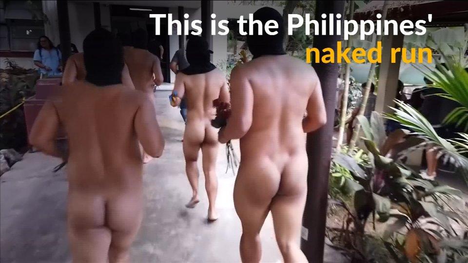 ロイター - 【動画】フィリピンの大学で、数十人の学生が全裸でキャンパス内を走り回った。その理由とは。