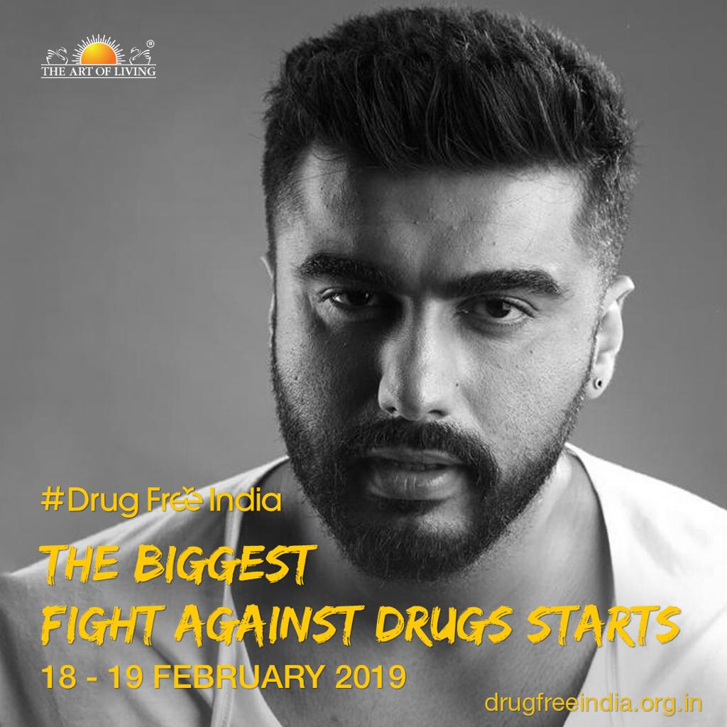 I sincerely support this most needed initiative taken by @SriSri for a #DrugFreeIndia. A great movement by @ArtofLiving @MahaveerJainMum