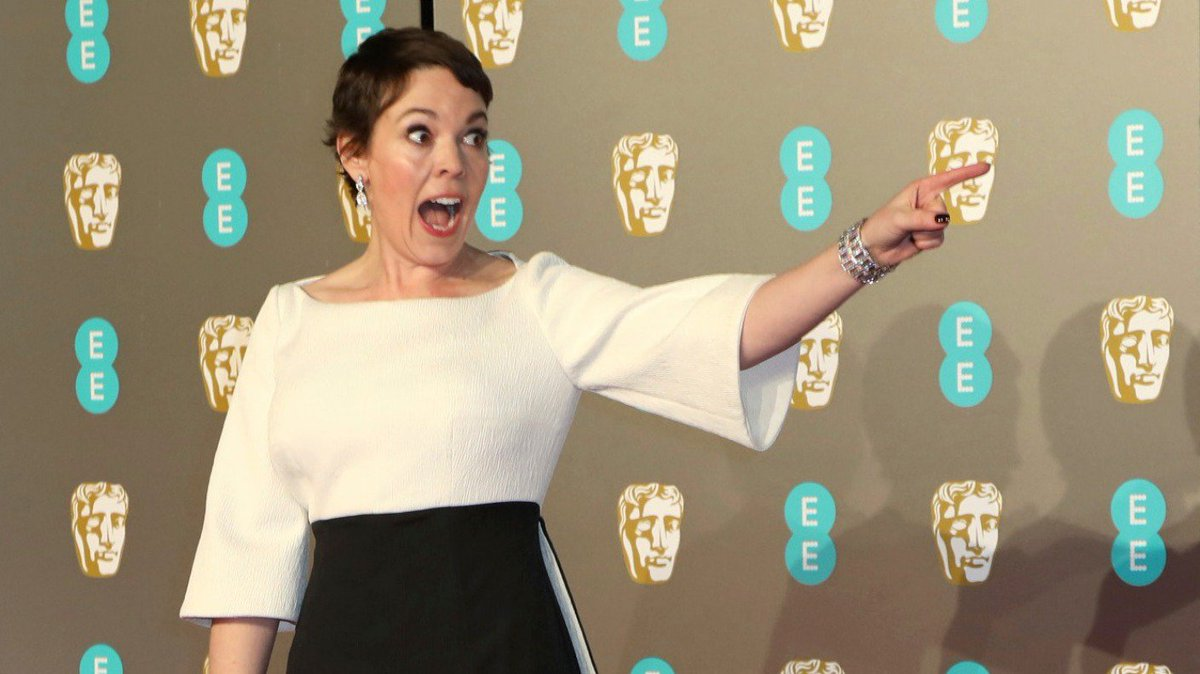 Mark Horns's photo on olivia colman