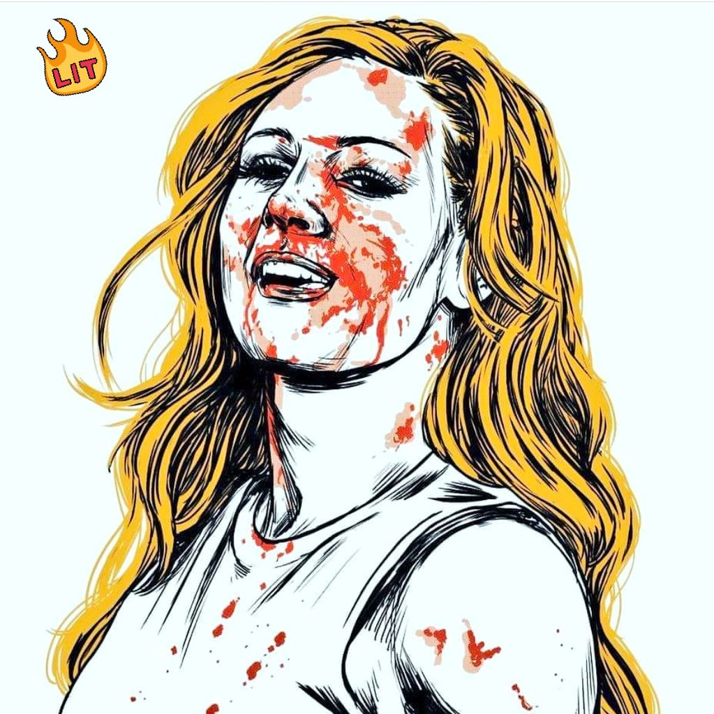 wasiq kazmi's photo on #beckylynch