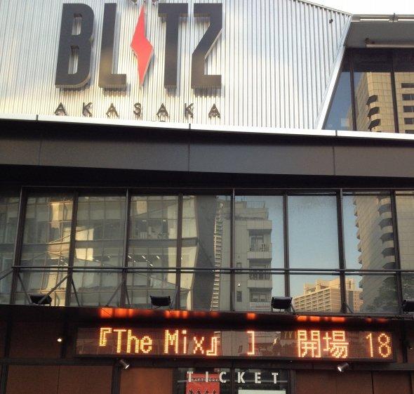 ライブドアニュース's photo on 赤坂BLITZ
