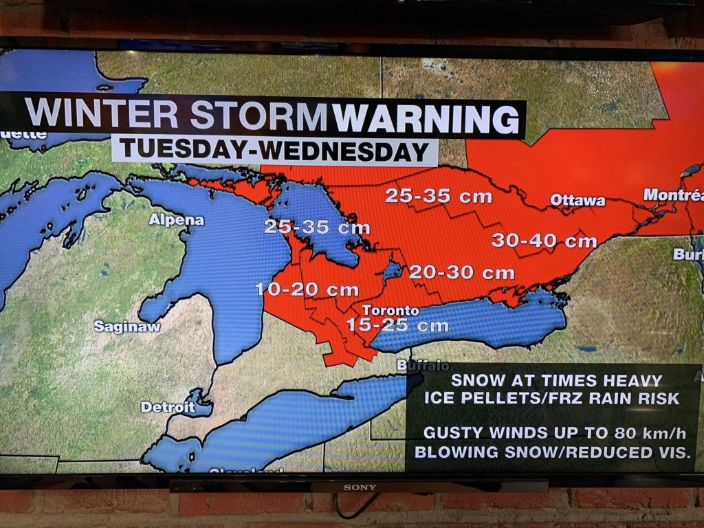 Brandon Gonez's photo on Ice Storm Warning