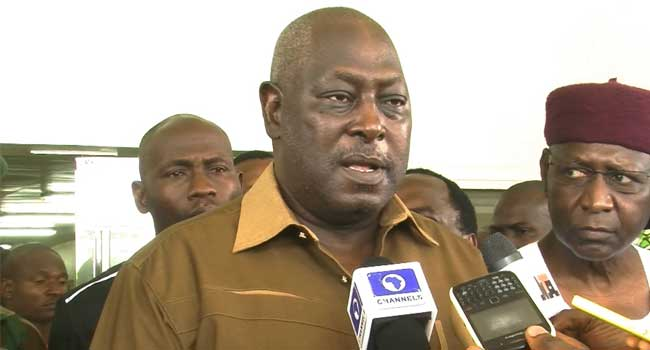 DzM1tTXXQAUDrN5 - Babachir's EFCC Detention: 'A Plot To Get Votes Or A Call In The Right Direction? – See What Nigerians Are Saying