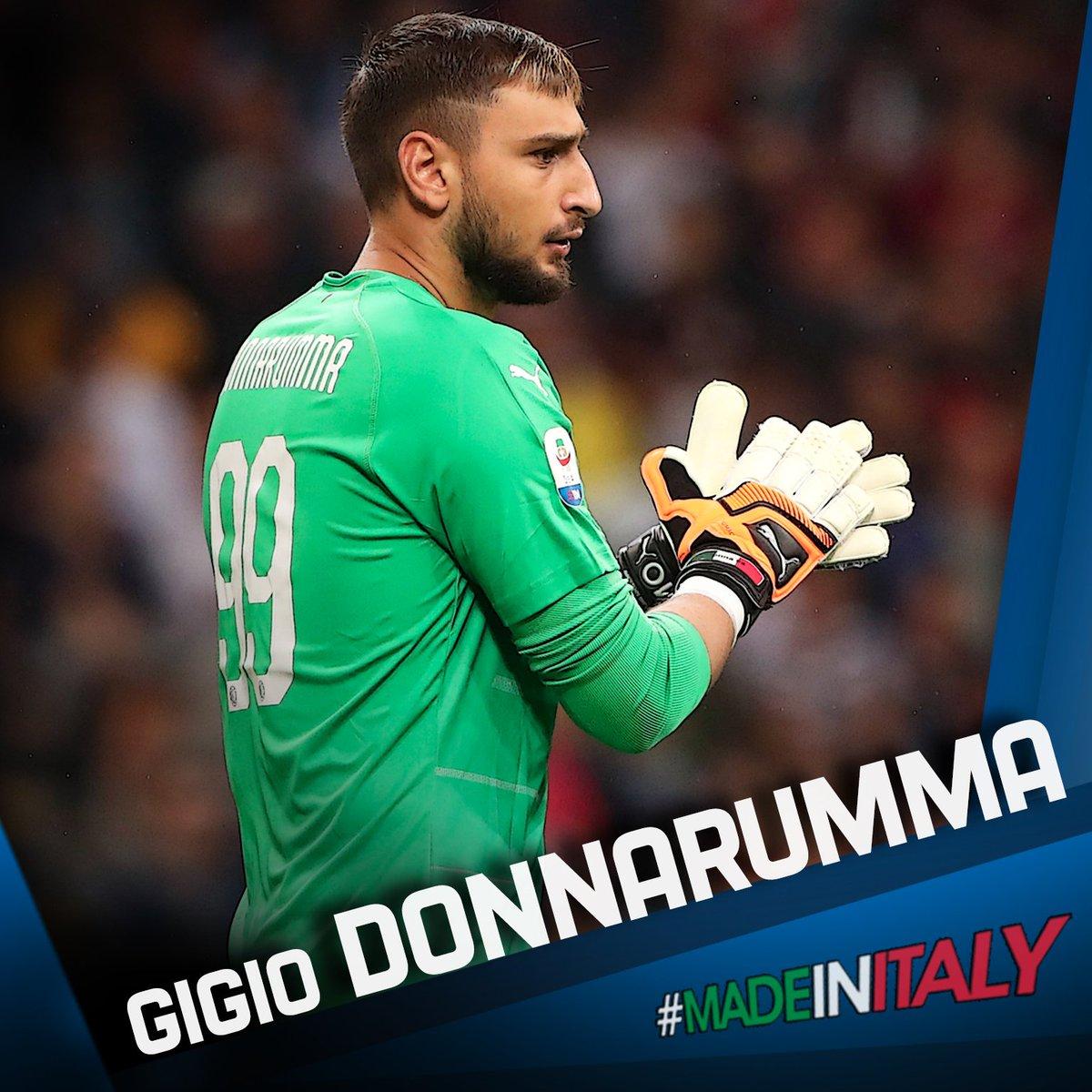 #MadeInItaly 🇮🇹 💙#Azzurrini in #campionato: #Donnarumma raggiunge le 150 presenze con il Milan portando a casa l'ennesimo clean sheet ➡️ L'articolo: http://bit.ly/2TI1wYc  #VivoAzzurro