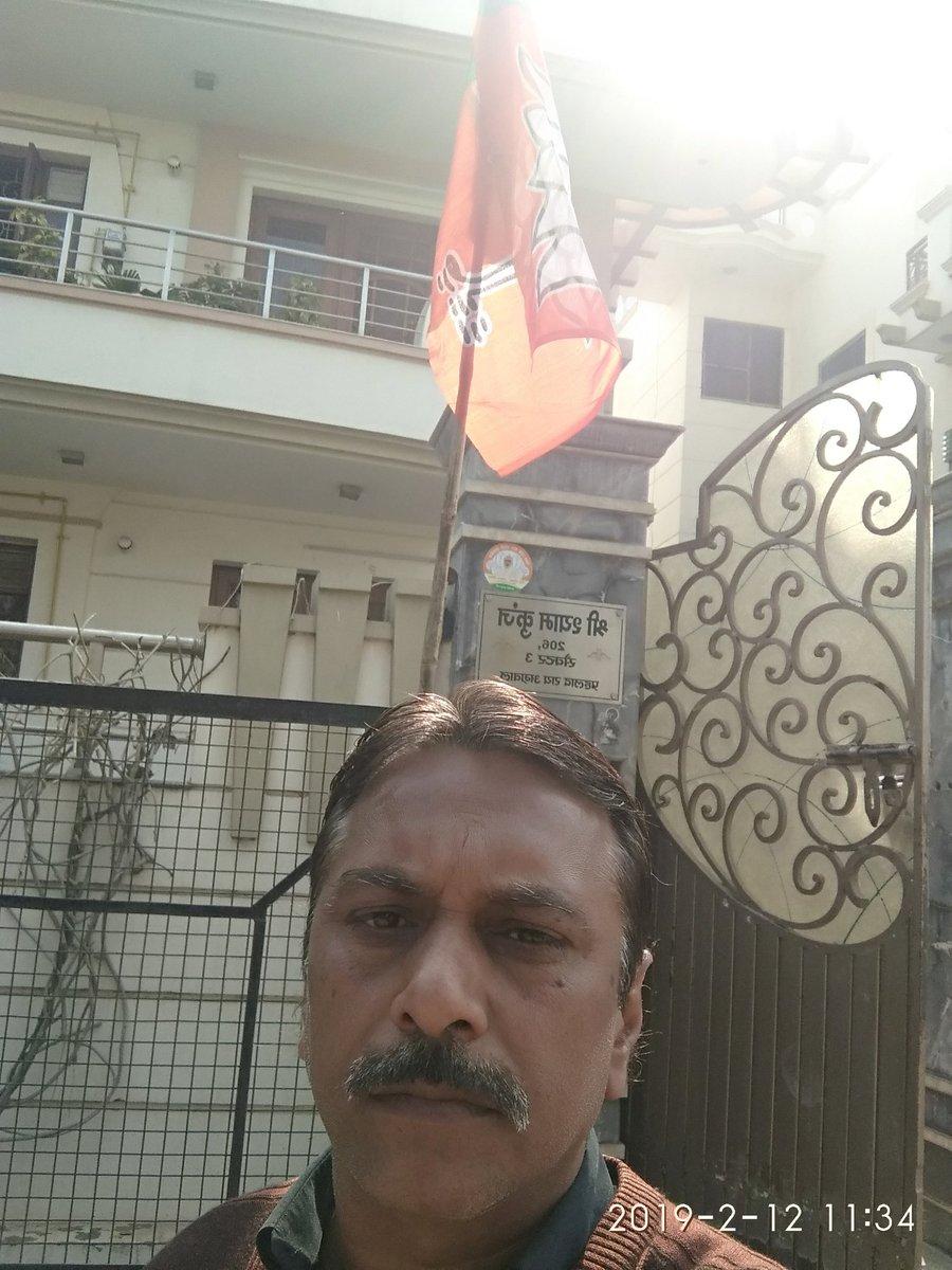 Naresh Handuja's photo on #MeraParivarBhajapaParivar