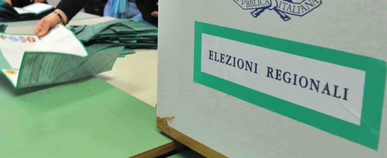 AGGIORNAMENTO SEZIONE ON LINE ELEZIONI REGIONALI 2...