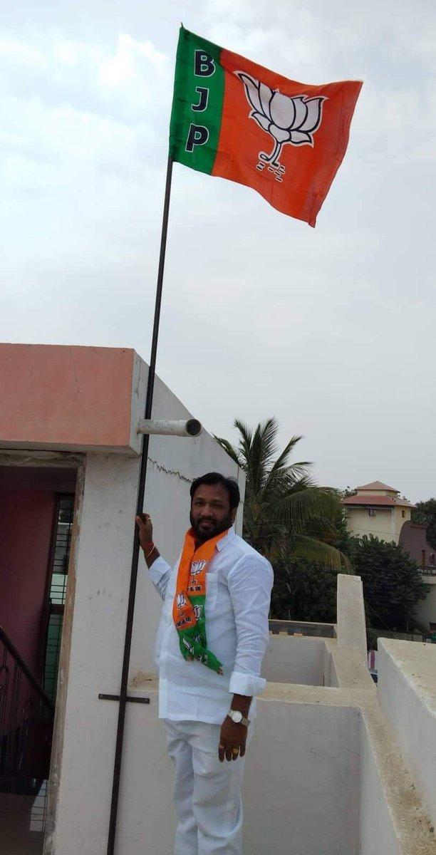 Ramprabhu Mundhe's photo on #MeraParivarBhajapaParivar