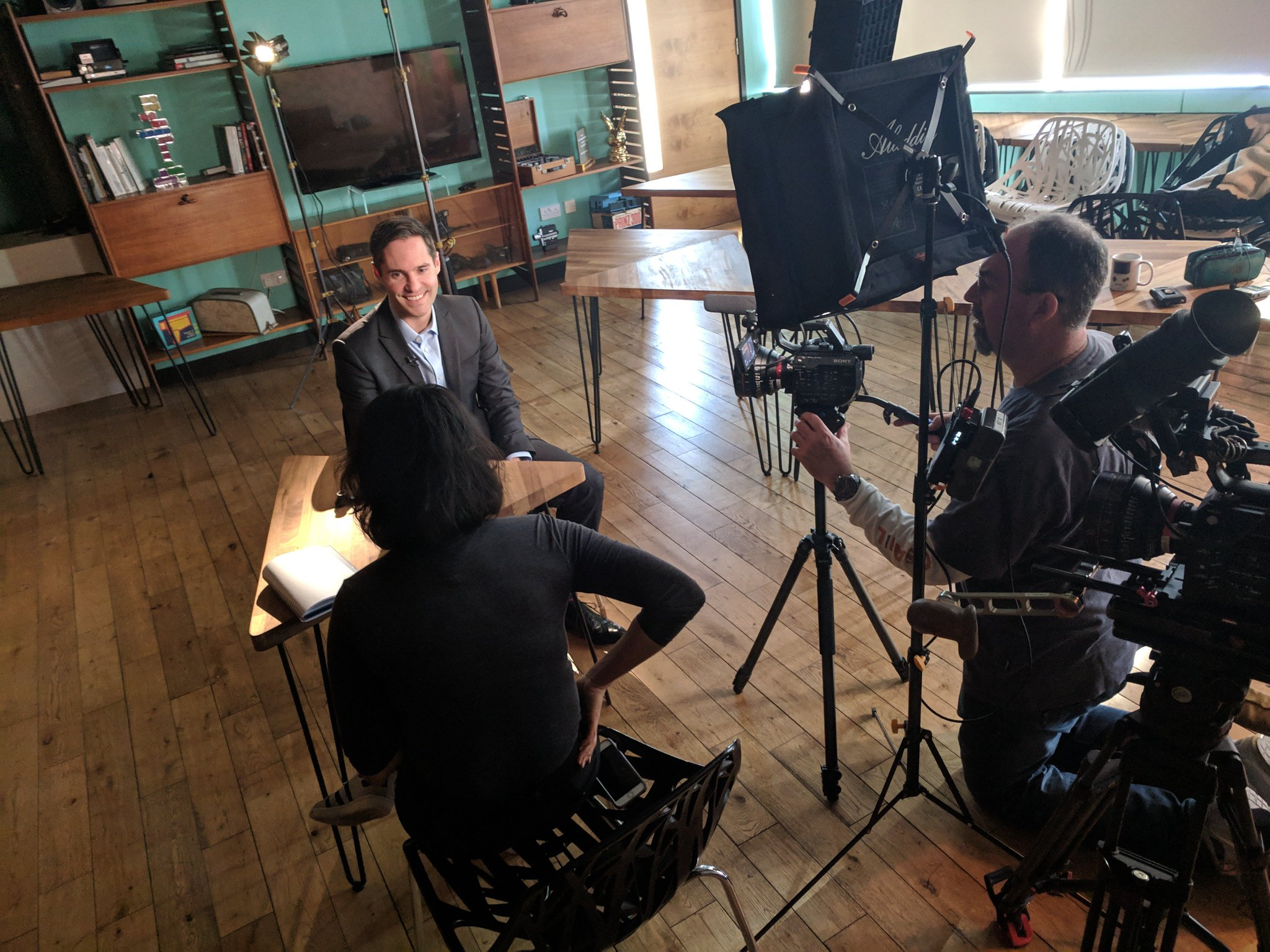 Neil interviewed in The Trampery for CNN Health's recent piece on how London is leading the rise of HealthTech