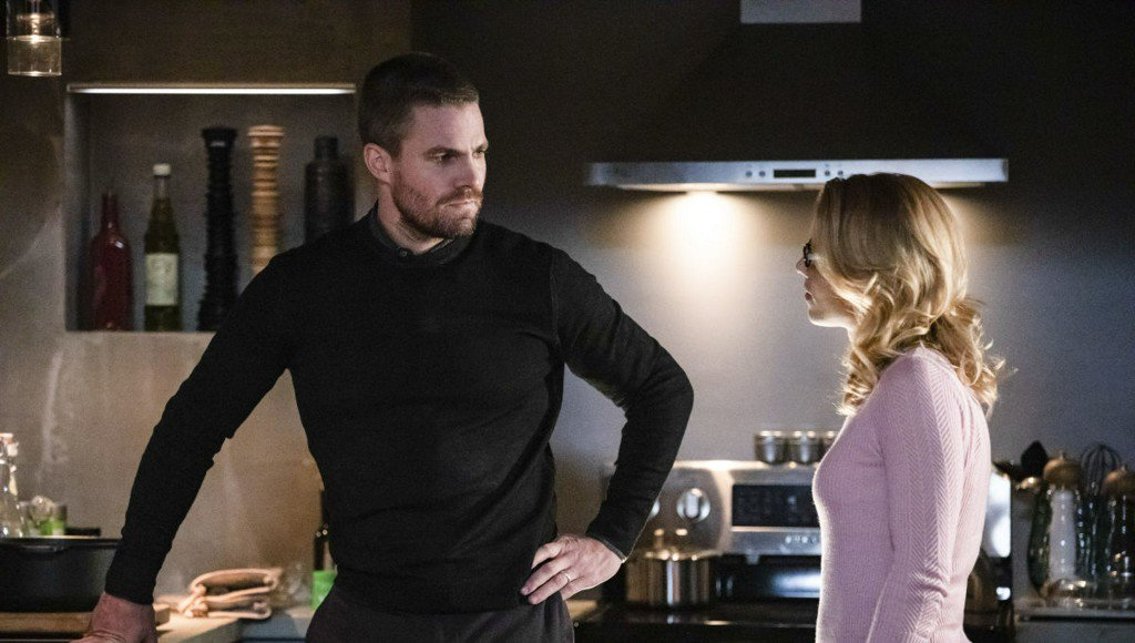 Syfy: Team Arrow loses a hero, a psycho killer attacks, and a new Queen sibling(?!) in latest...
