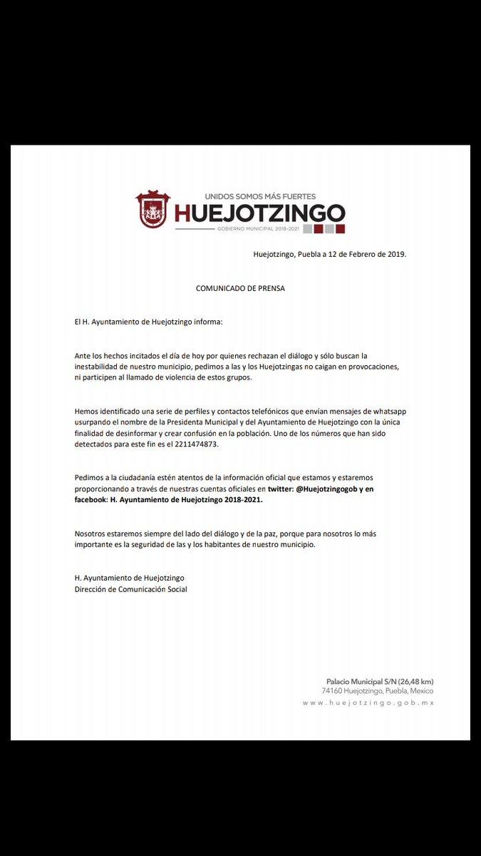 Ayuntamiento Huejotzingo's photo on Huejotzingo