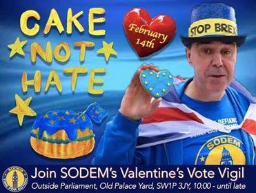 Steve Bray #FBPE #StopBrexit #PeoplesVote's photo on westminster