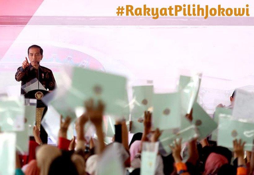 Kritik's photo on #RakyatPilihJokowi