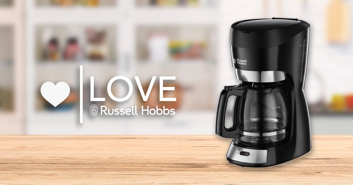 Russell Hobbs's photo on the machine