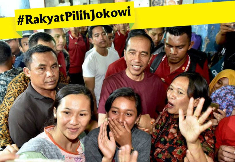 #DiaryKecilKu's photo on #RakyatPilihJokowi
