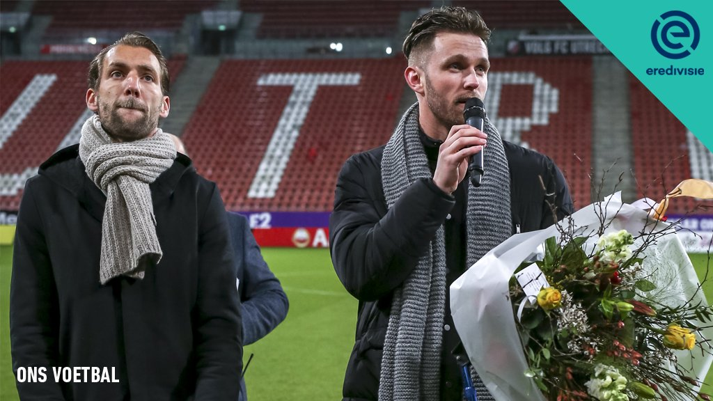 Eredivisie's photo on leon de kogel
