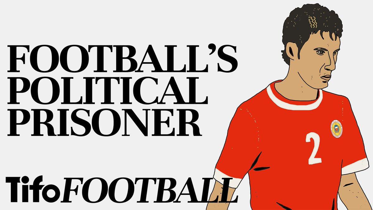 Tifo Football's photo on Hakeem al-Araibi