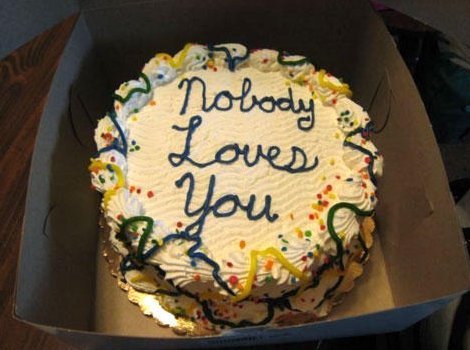 Your local bakery sends you a free cake.  #SignsYouAreSingle <br>http://pic.twitter.com/2gEFmWJPnp