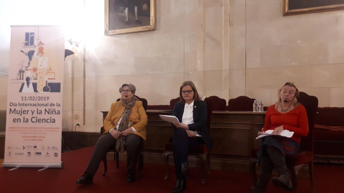 Marta del Pozo's photo on #DíaMujerYNiñaEnCiencia