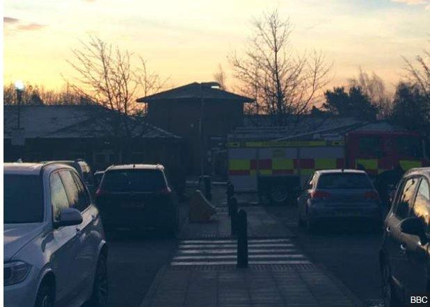 BBC Midlands Today's photo on Tamworth