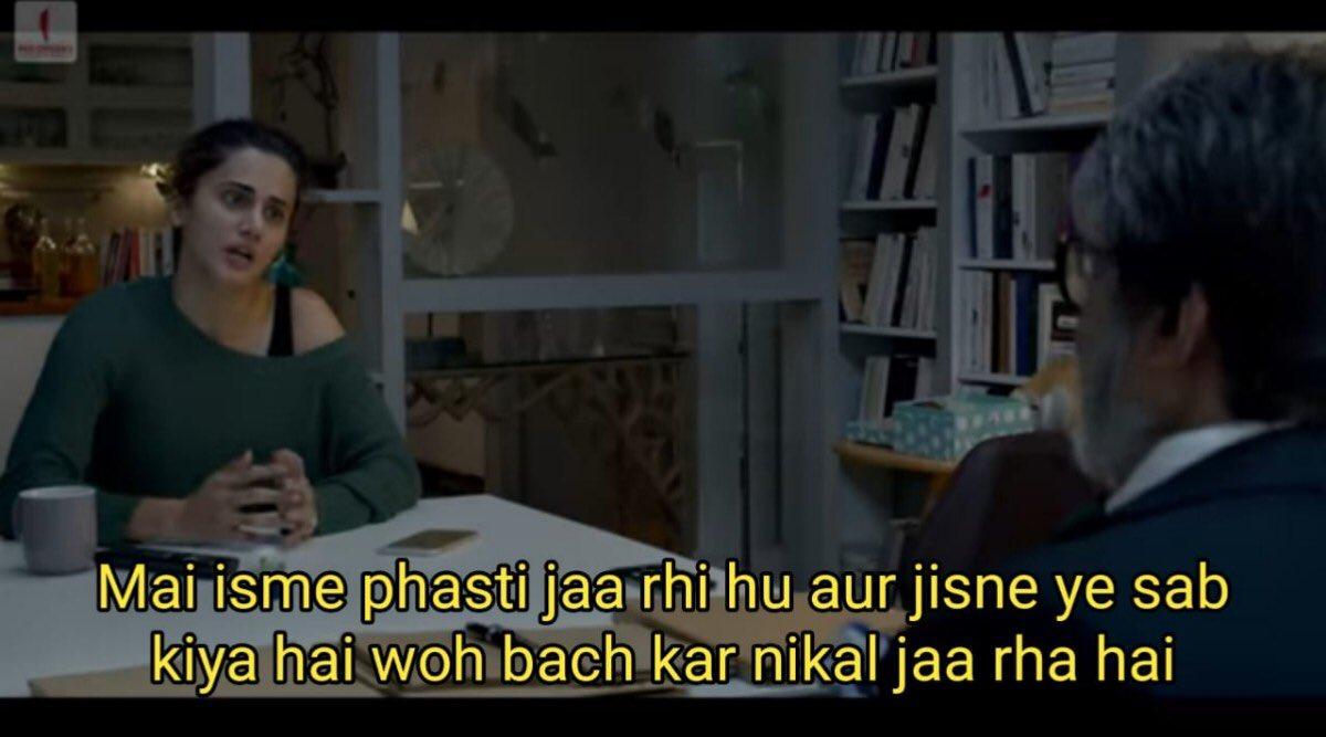 Bollywood Gandu's photo on #BadlaTrailer